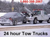 Connecticut Towing Heavy Duty Tow Wreckers
