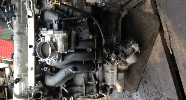 2008 Chevrolet Malibu Engine