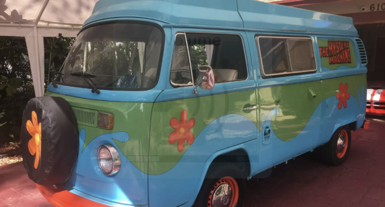 1978 Type 2 VW Van