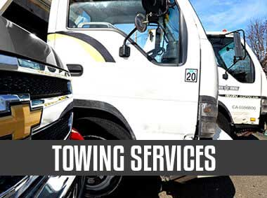 Silver Towing